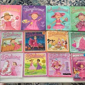 Pinkalicious book set!
